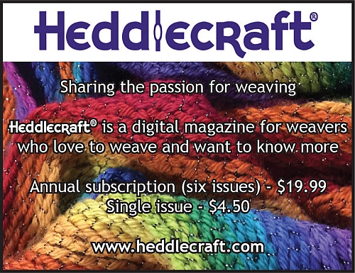 Heddlecraft magazine
