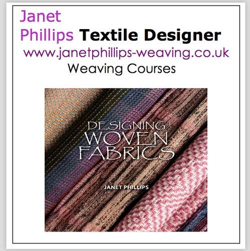 Janet Phillips (Weaving)