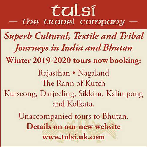 Tulsi - the travel company