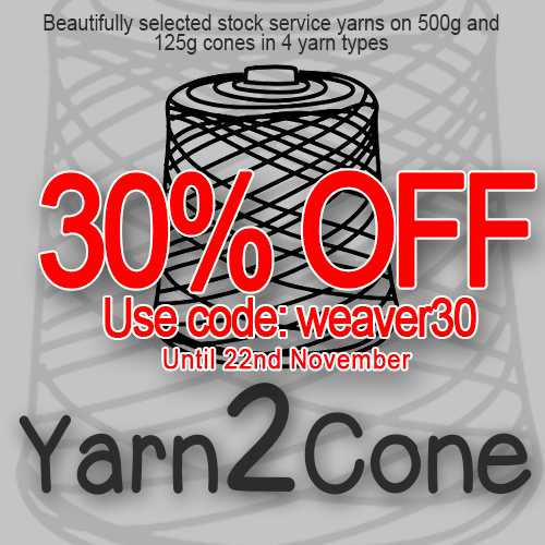special offer yarn to cone